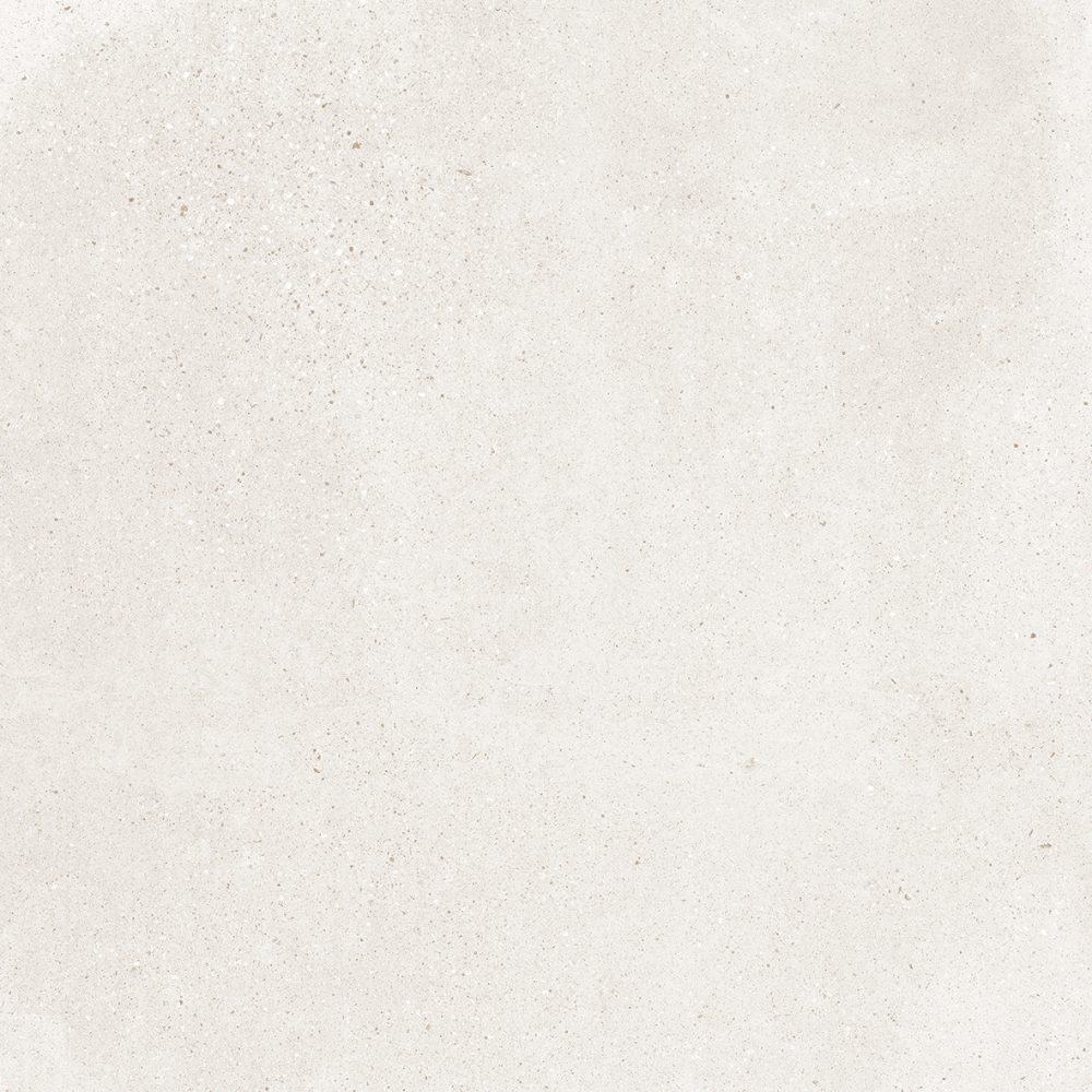 Porcelanosa Bottega White Tile 100 x 100 cm