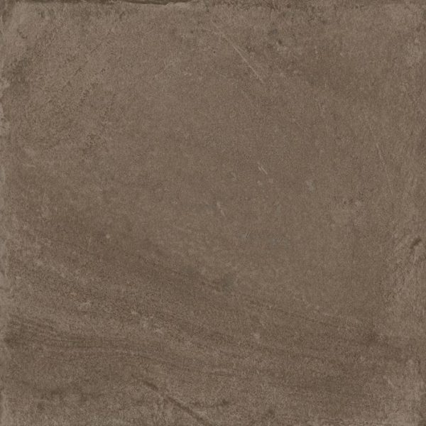 Porcelanosa Deep Brown Nature Anti-Slip Tile 59.6 x 59.6 cm