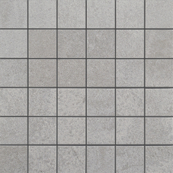 Porcelanosa Deep Light Grey Nature Mosaic 29.7 x 29.7 cm