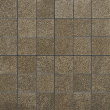 Porcelanosa Deep Brown Nature Mosaic 29.7 x 29.7 cm
