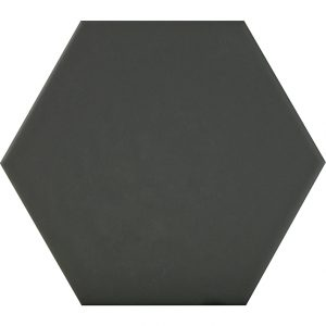 Porcelanosa Faces H2 Negro Tile 12.9 x 14.9 cm