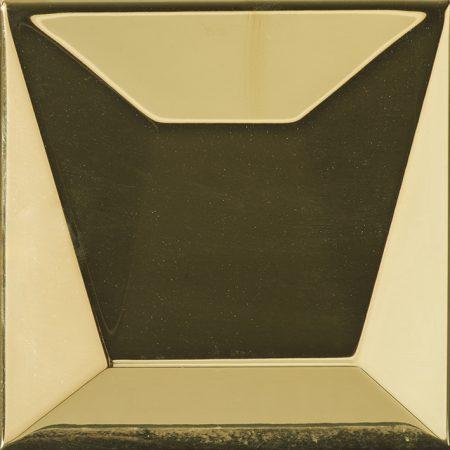 Porcelanosa Faces S4 Oro Tile 12.5 x 12.5 cm