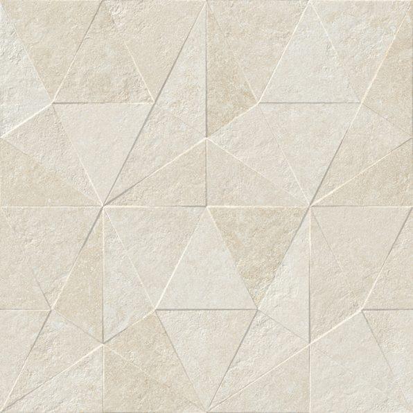 Porcelanosa Thao Verbier Sand Tile 59.6 x 59.6 cm